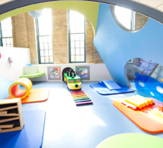 mats and play centre in tot spot gallery