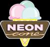 Neon Cone Logo