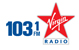 103.1 Virgin Radio Logo