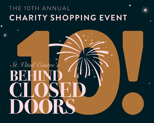 Behind Closed Doors Event Logo