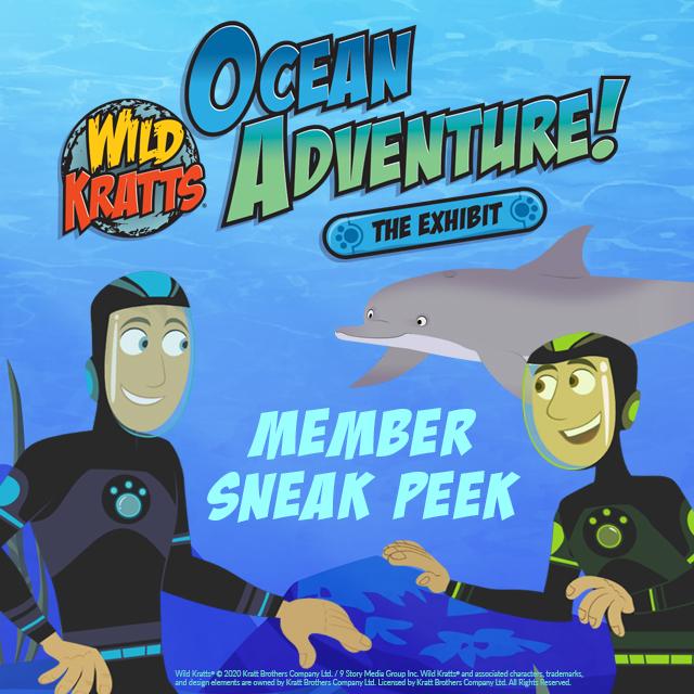 Wild Kratts: Ocean Adventure! Member Sneak Peek