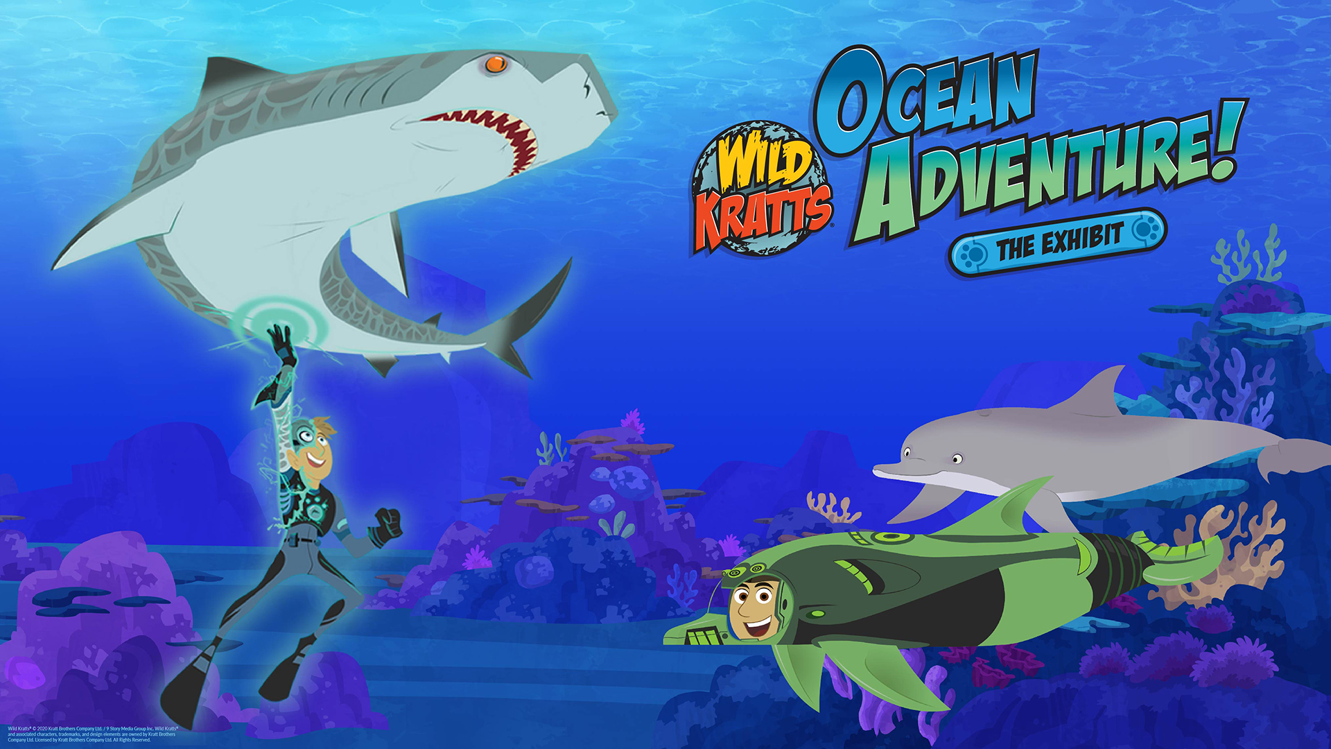 Wild Kratts: Ocean Adventure!