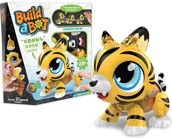 Build-A-Bot Tiger