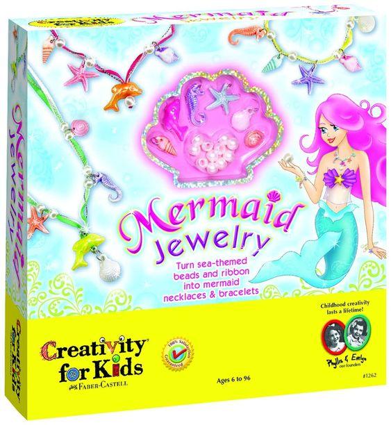 Mermaid Jewelry Kit