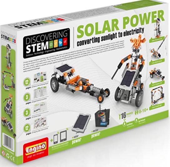 STEM Solar Power Model Kit
