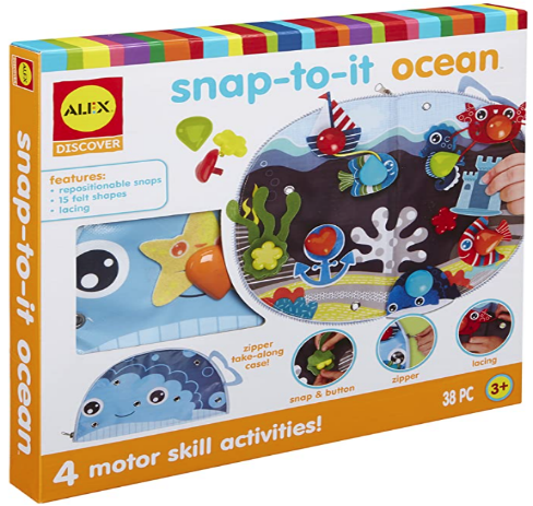 Snap-To-It Ocean