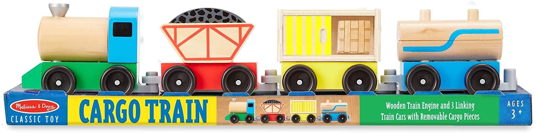 Classic Cargo Train