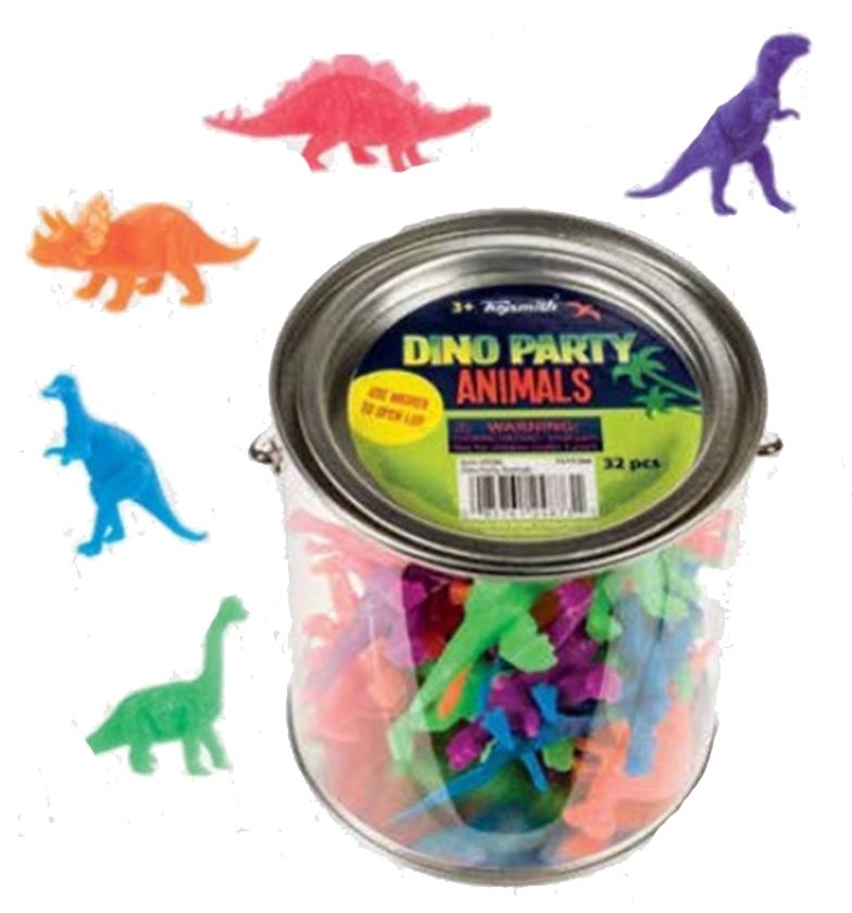 Dino Party Animals