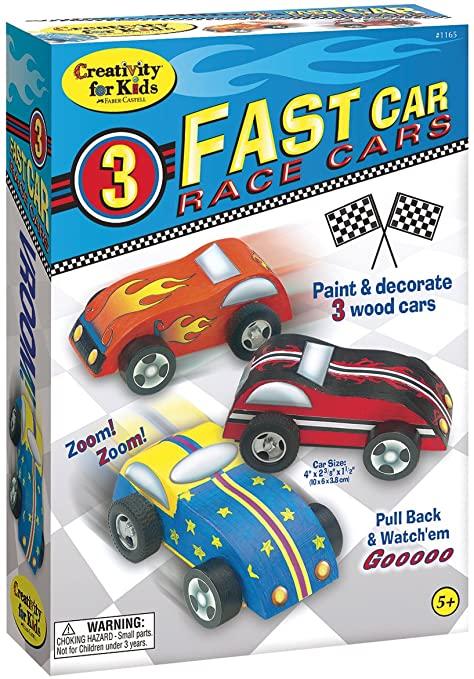 Race Car Craft Kit