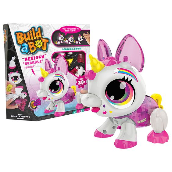 Build-A-Bot Unicorn