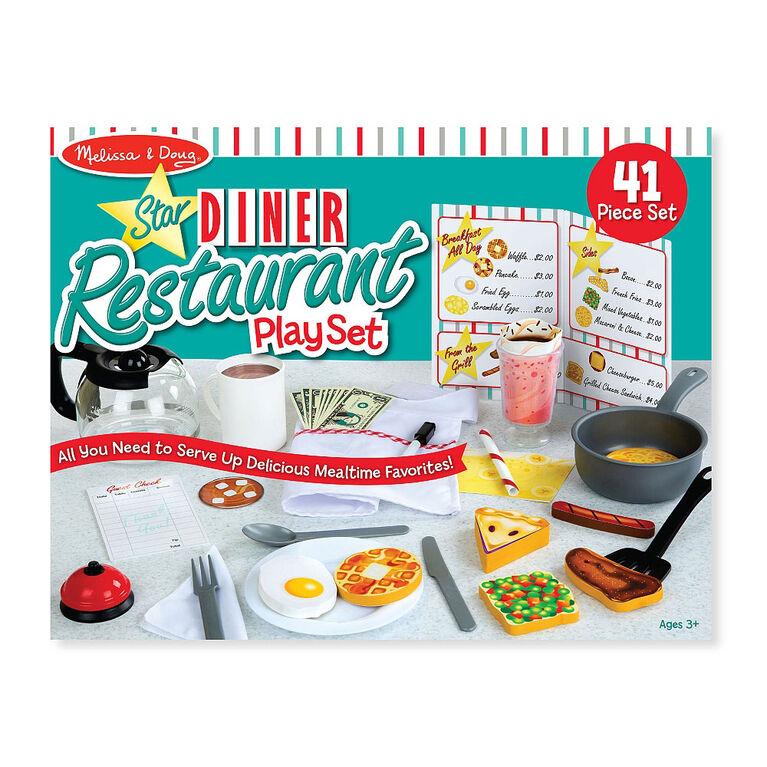 Star Diner Play Set