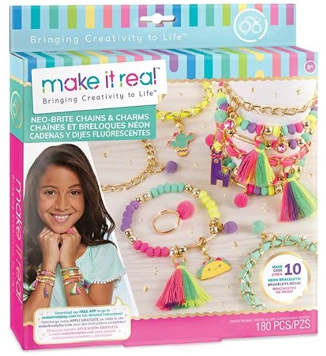 Neo-Brite Chains & Charms Kit